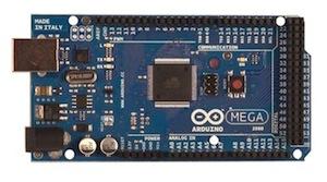 Arduino Mega2560, Arduino Mega