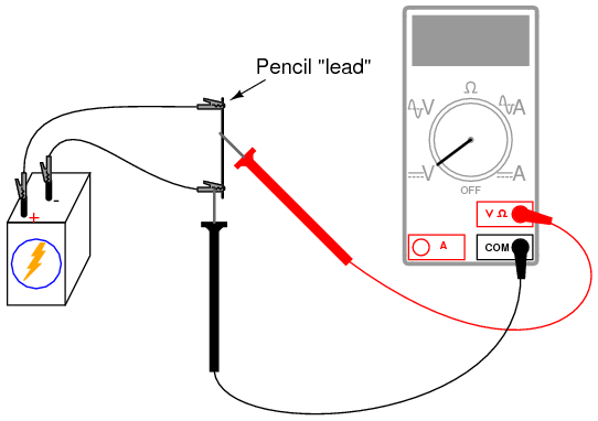 potentiometer as an adjustable voltage divider in arduino